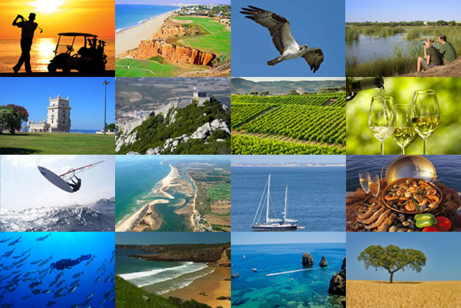 portugal visuel carte postale