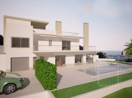 Maison neuve Portugal