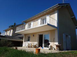 Maison 4 Ch -Terrain 529 m²