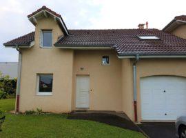 Maison 4 Ch Terrain 400 m²