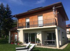 Maison ind. 120 m²
