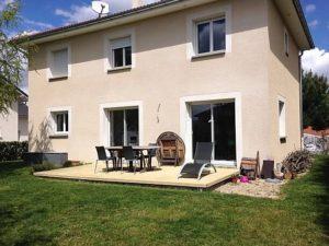 Maison 600 m² Terrain
